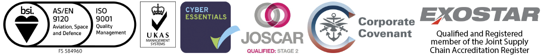 ISO/AS Accredited Company