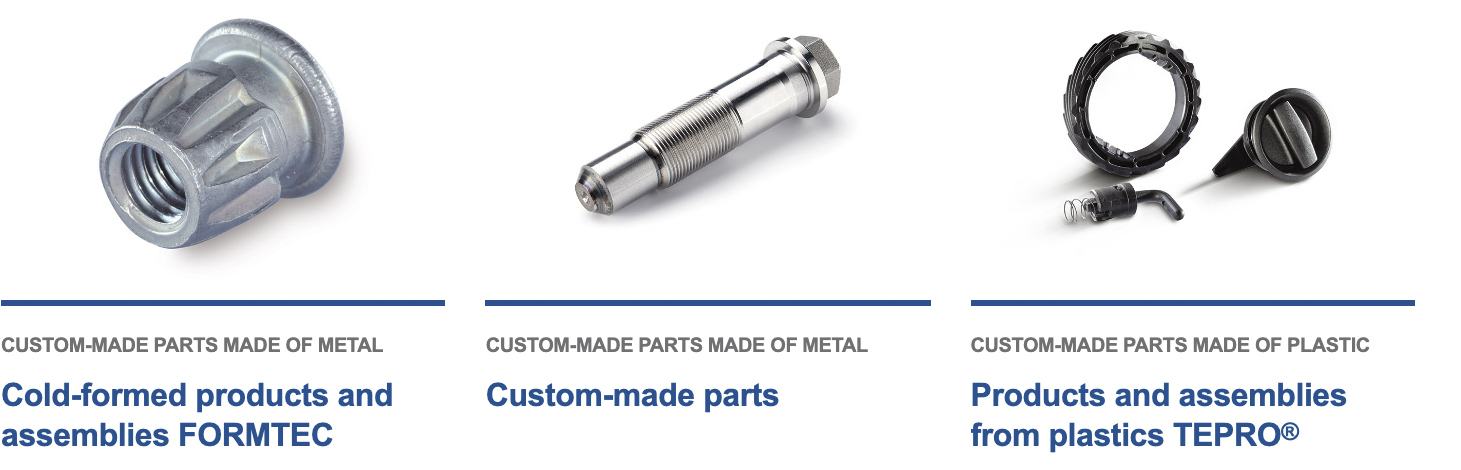 Böllhoff - World's leading manufacturers and suppliers of fasteners and assembly systems.
