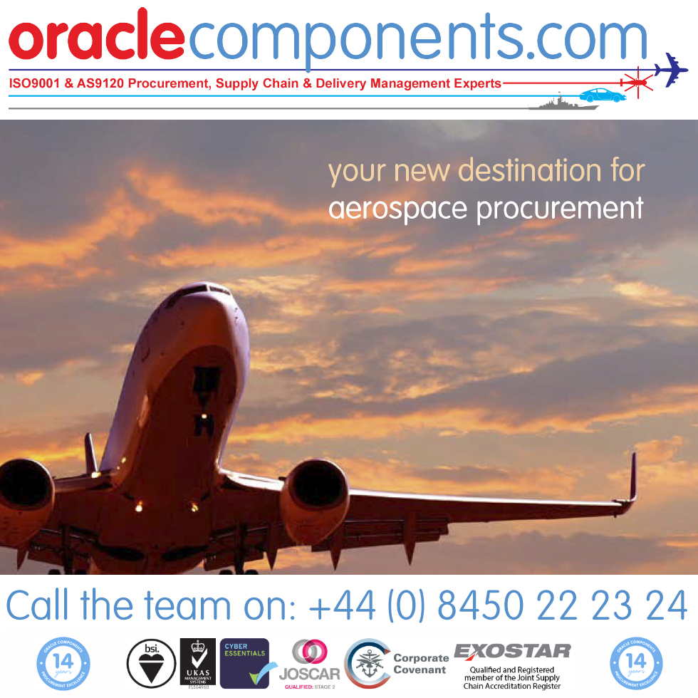 Aerospace Components - Rapid MRO & AOG Aircraft Parts
